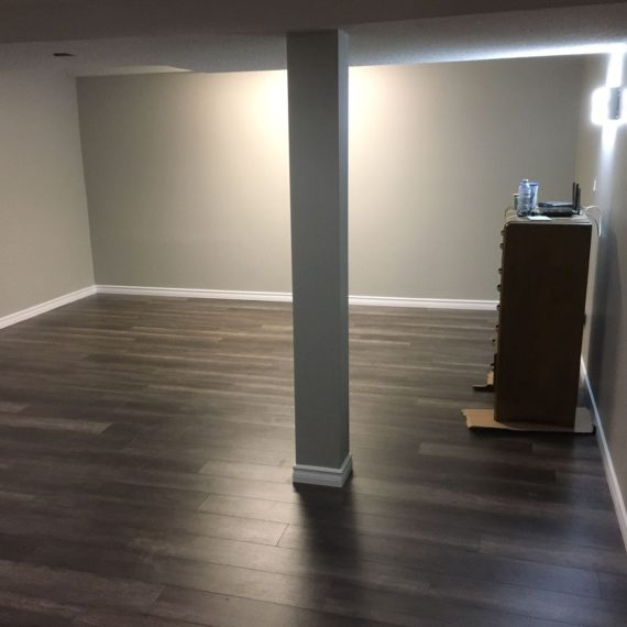 basement laminate flooring