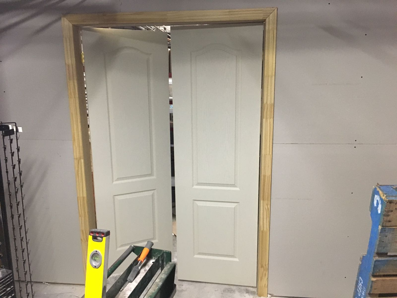 storage room enclosure